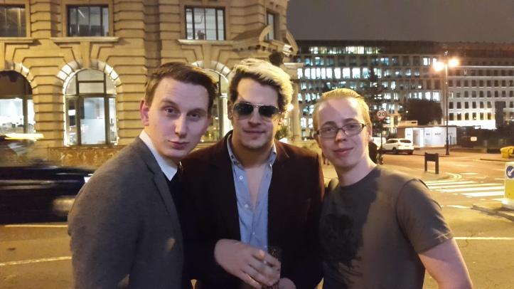 Moi, Milo & Ieuan