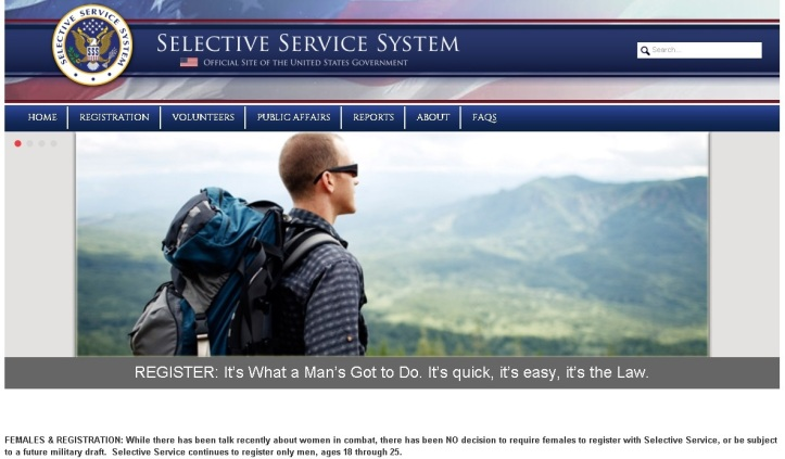 Front Page of Selective Service System.jpg